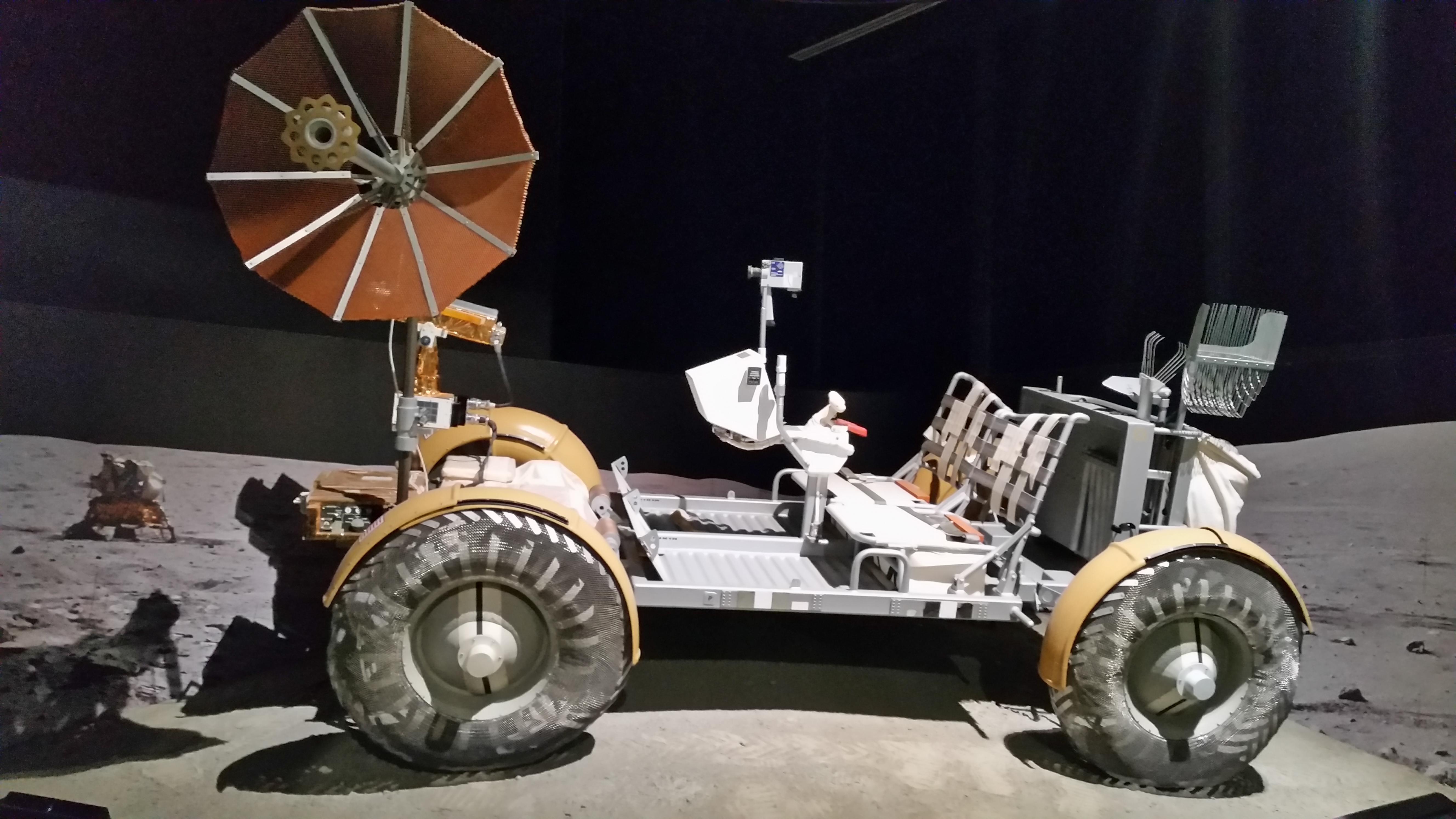 Apollo Lunar Rover