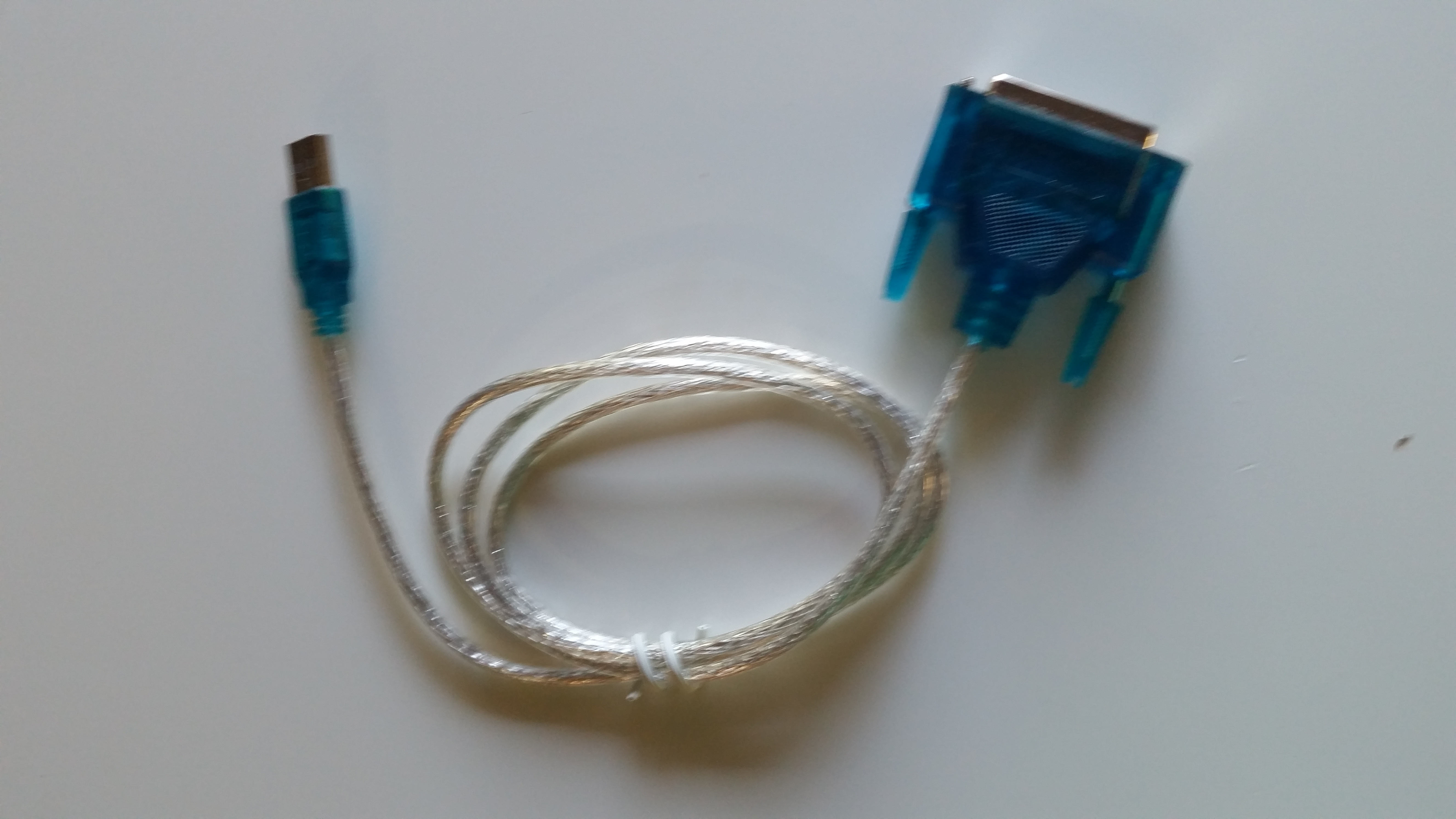 USB to Parallel Port