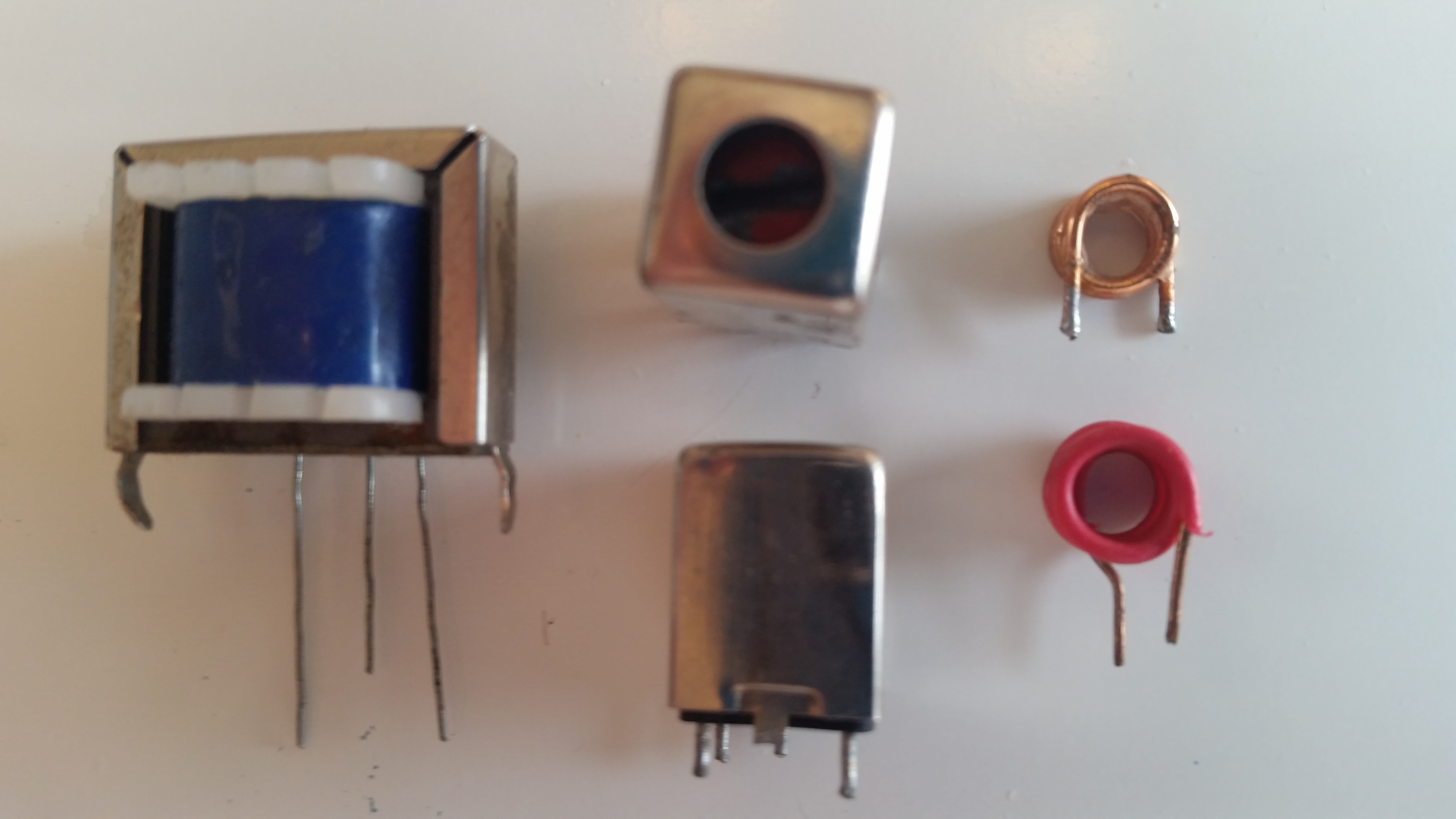 Electronic Inductors
